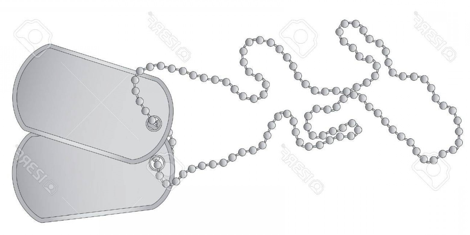 1560x780 Photoa Set Of Military Dog Tags With Chain Arenawp