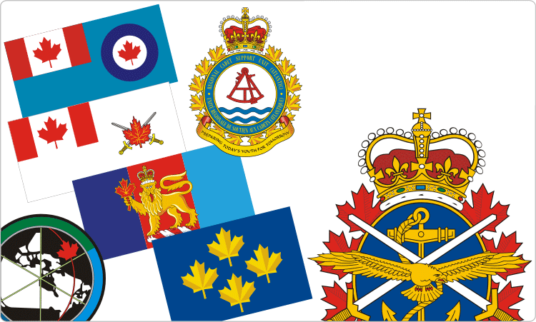 750x451 Canadian Military Insignia