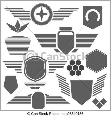 450x470 Military Symbol Icons