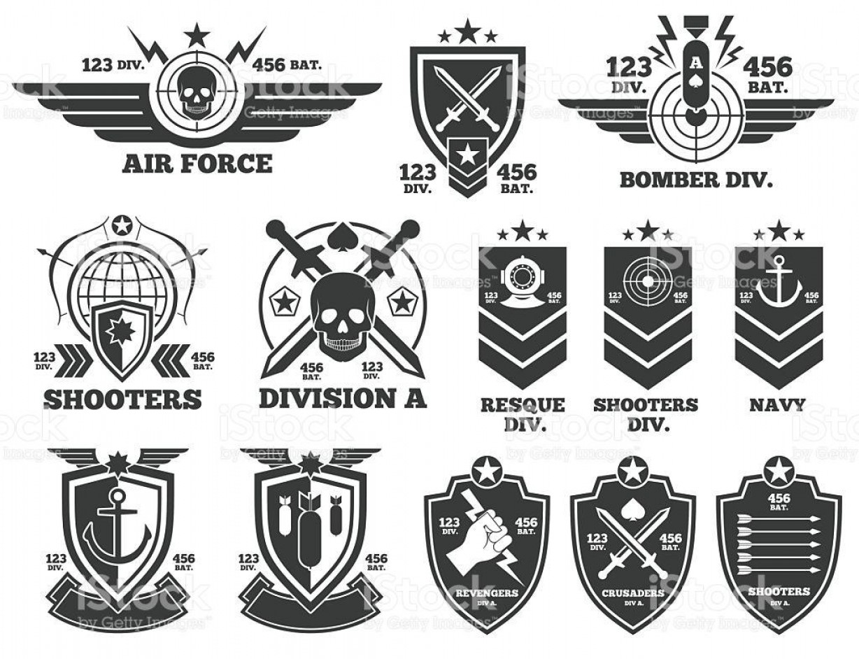 1228x942 Best Vintage Military Vector Labels And Patches Images Arenawp