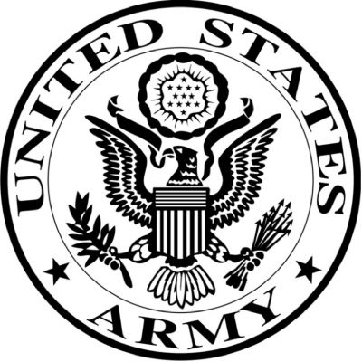 400x400 United States Army Logo Army National Guard Logo Military