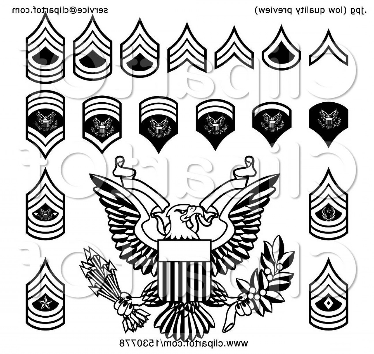 1296x1228 Military Vector Art Black And White Orangiausa