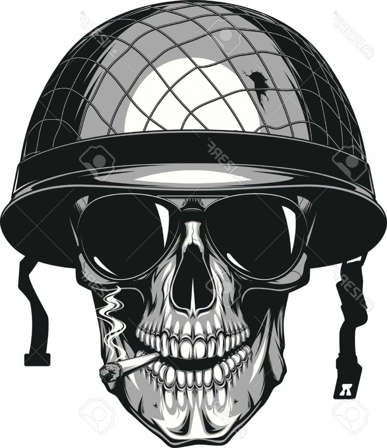 1348x1560 Military Vector Artwork Shopatcloth