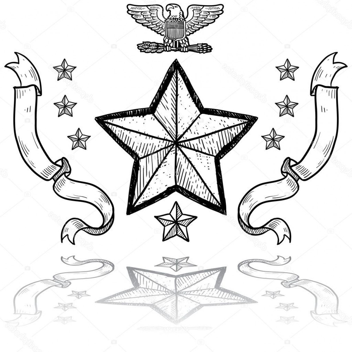 1228x1228 U S Army Vector Art Sohadacouri