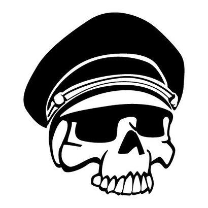 410x410 Free Download Of Military Skull Vector Art Vector Graphic