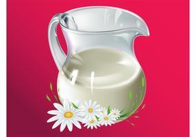 286x200 Milk Jug Free Vector Art