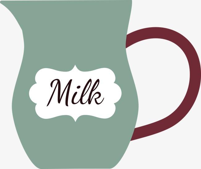 650x546 Milk Jug Vector, Milk Vector, Milk, Drinks Png And Vector For Free