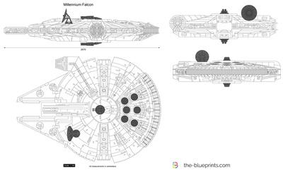 Papercraft Millennium Falcon Pdf