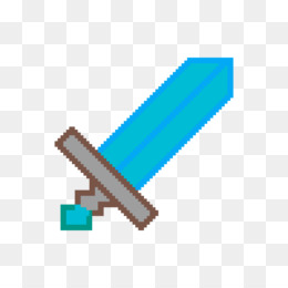 260x260 Diamond Sword Png Amp Diamond Sword Transparent Clipart Free