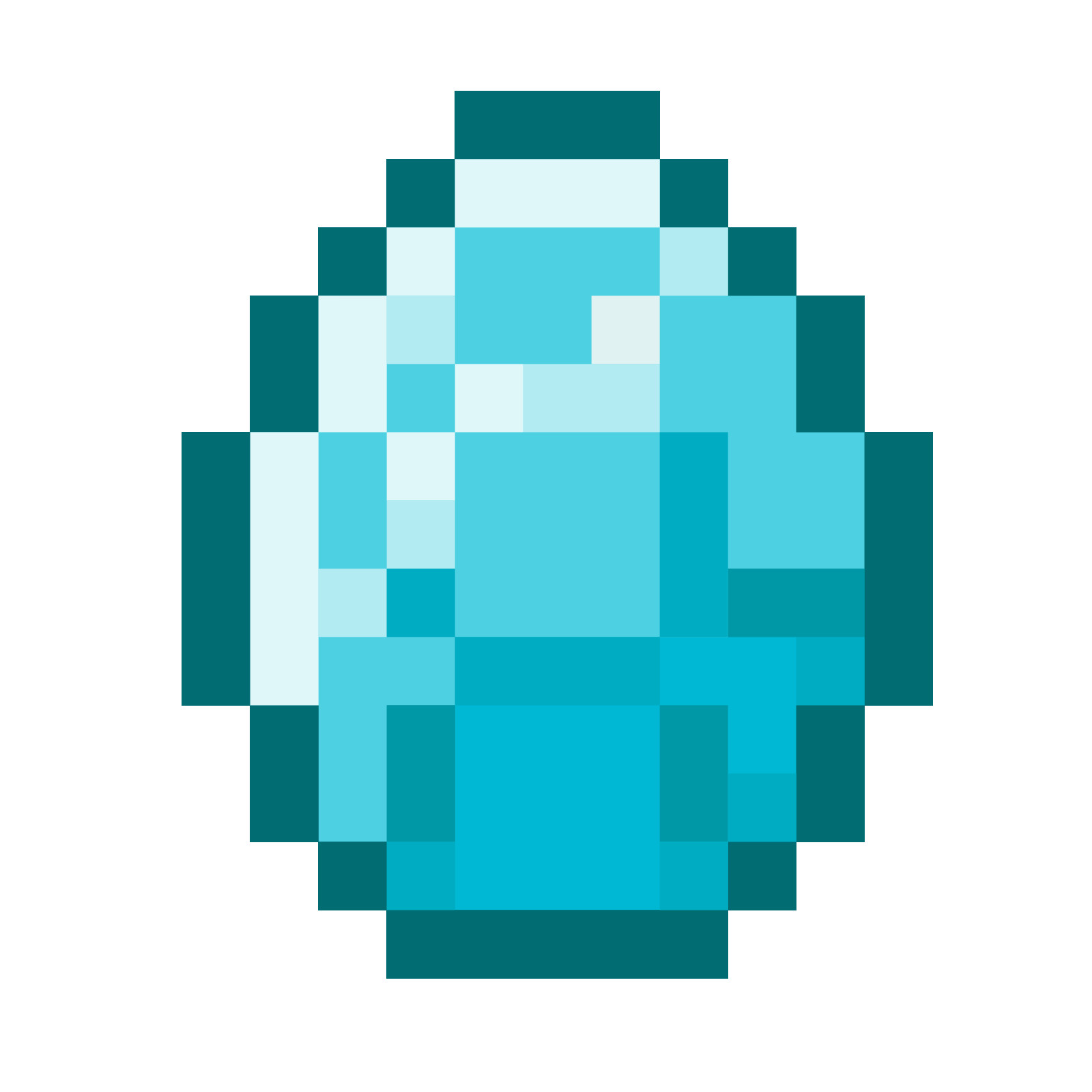 1600x1600 Free Minecraft Diamond Sword Icon 134441 Download Exceptional