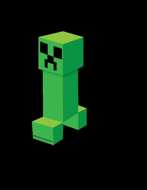 Minecraft Vector