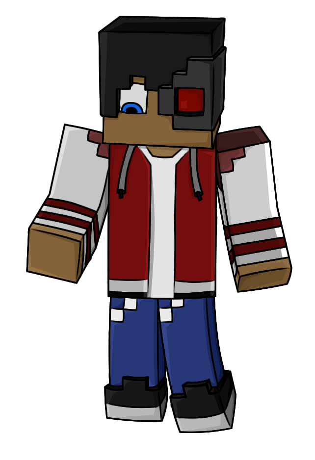 642x938 Make You A Vector Of Your Minecraft Skin By Zillaboom
