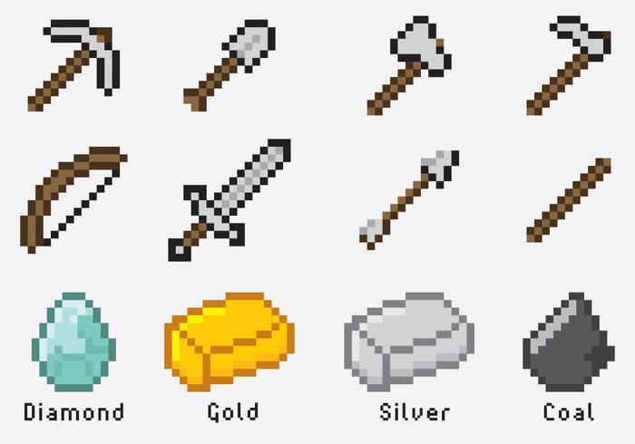 700x490 Minecraft Items