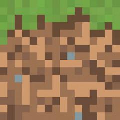 240x240 Minecraft Grass Block Image Free Download