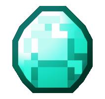 213x200 Minecraft Vector Diamond Boomrocker