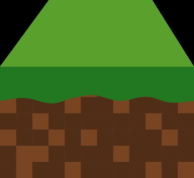 800x733 Free Clipart Minecraft Icon Po8