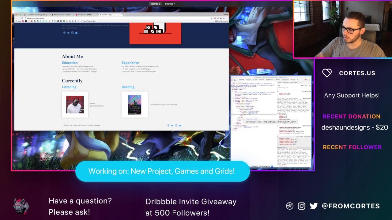 1280x720 Minecraft Style Vector Art Process! (Twitch Stream