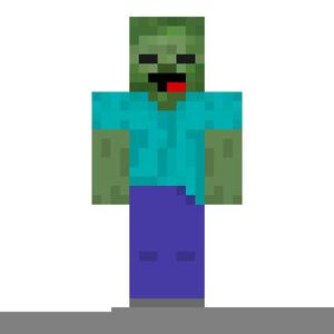 300x300 Zombie Minecraft Skin Free Images
