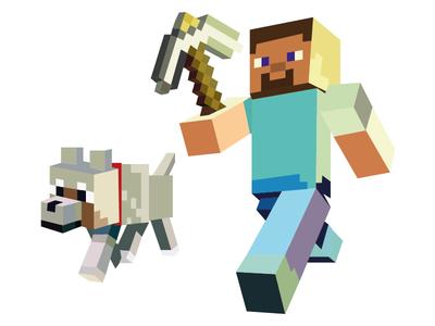 400x300 Minecraft