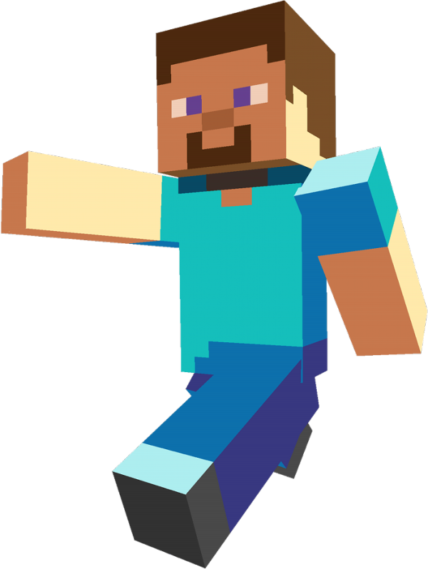 600x798 19 Minecraft Vector Huge Freebie! Download For Powerpoint