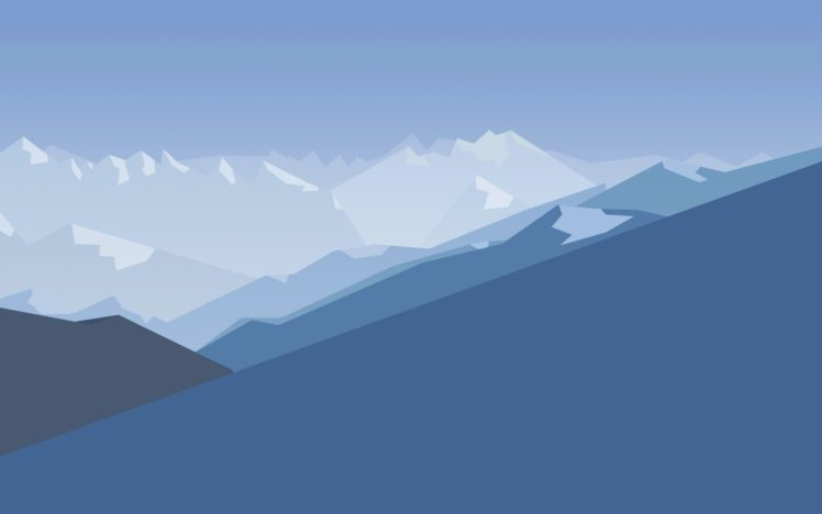 748x468 Minimalism, Vector Art Hd Wallpapers Desktop And Mobile Images