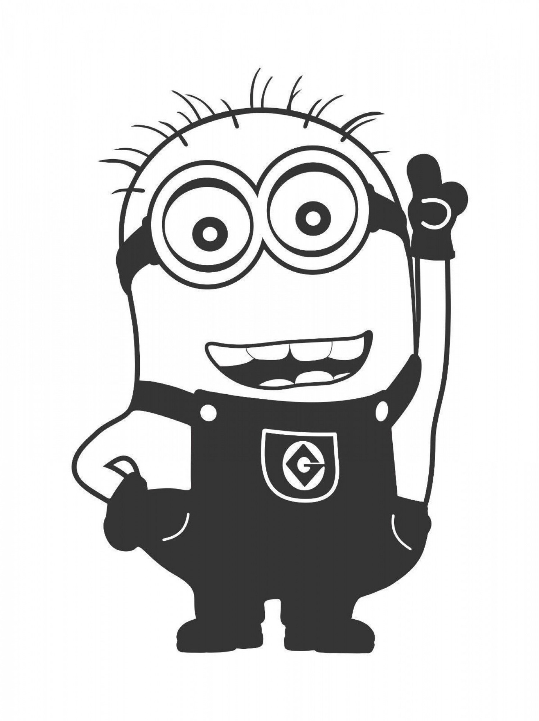 1724x2304 Despicable Me Vector Perkins Geekchicpro