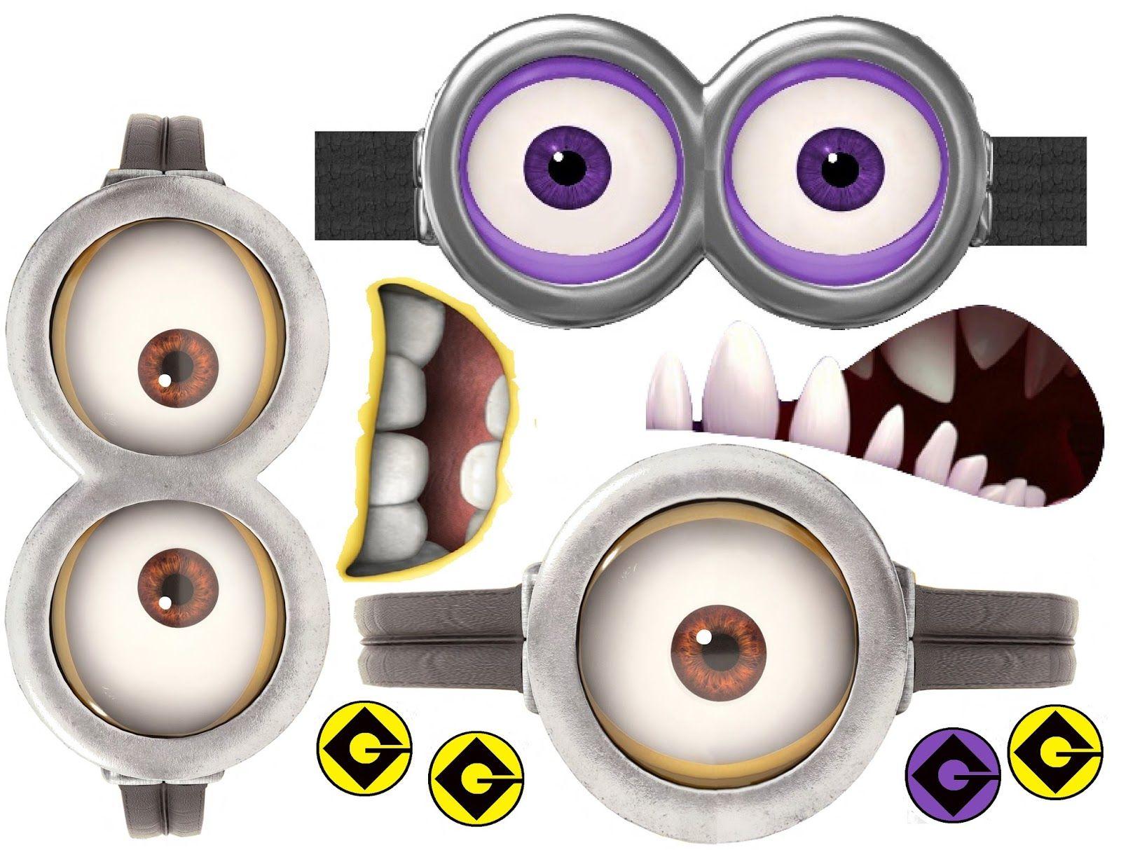 1600x1213 Minions Clipart Goggles Cute Borders, Vectors, Animated, Black And