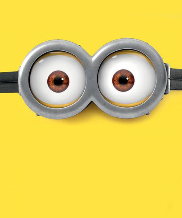 600x717 A Cute Collection Of Despicable Me 2 Minions Wallpapers, Images