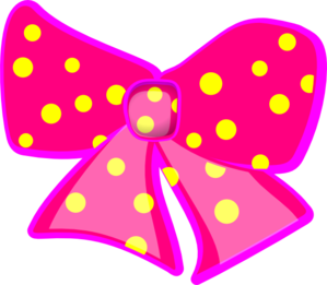 299x261 Minnie Mouse Bow Clipart Pink