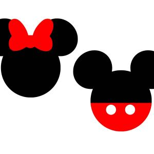 300x300 Minnie Mouse Bow Svg Dxf Png Vector Cut Geekchicpro