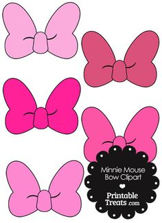 graphic relating to Printable Minnie Mouse Bow named Minnie Mouse Bow Vector at  Free of charge for