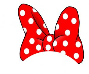 300x250 Minnie Bow Clipart Collection