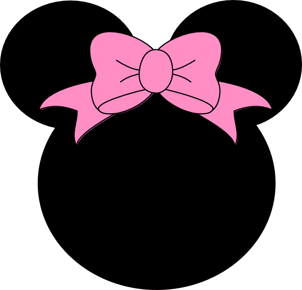 600x576 Bow Tie Clipart Minnie Mouse