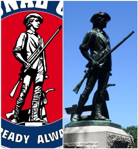 278x300 National Guard Minuteman Clipart Free Images