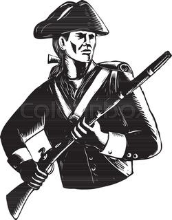 250x320 Usa Patriotic Pill. American Flag Capsule. Vector Illustration