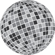 236x236 Illustrator Tutorial Disco Ball Vector Diary Illustrator