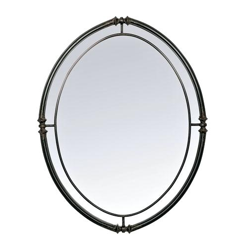 500x500 Oval Mirror Black Oval Mirror Oval Mirror Frame Vector