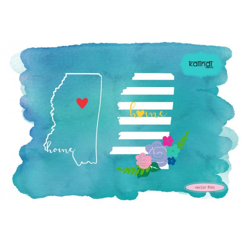800x800 Mississippi Svg File, Svg, Mississippi State