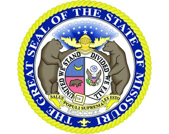 340x270 Missouri State Seal Etsy