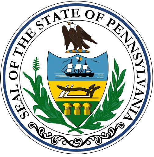 504x512 Pennsylvania State Seal
