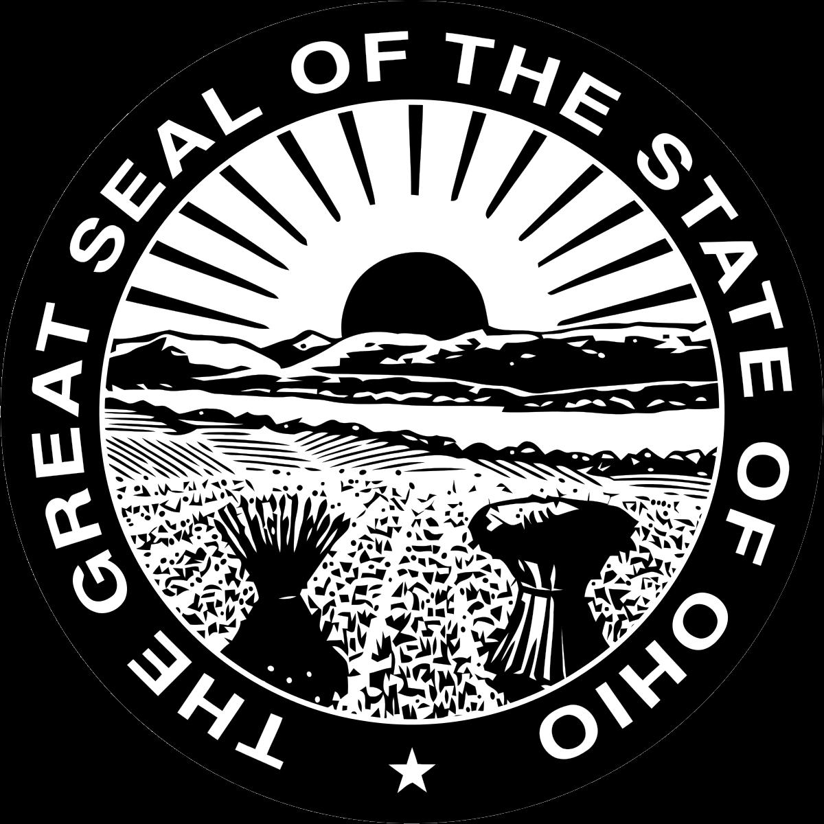 1200x1200 Seal Of Ohio