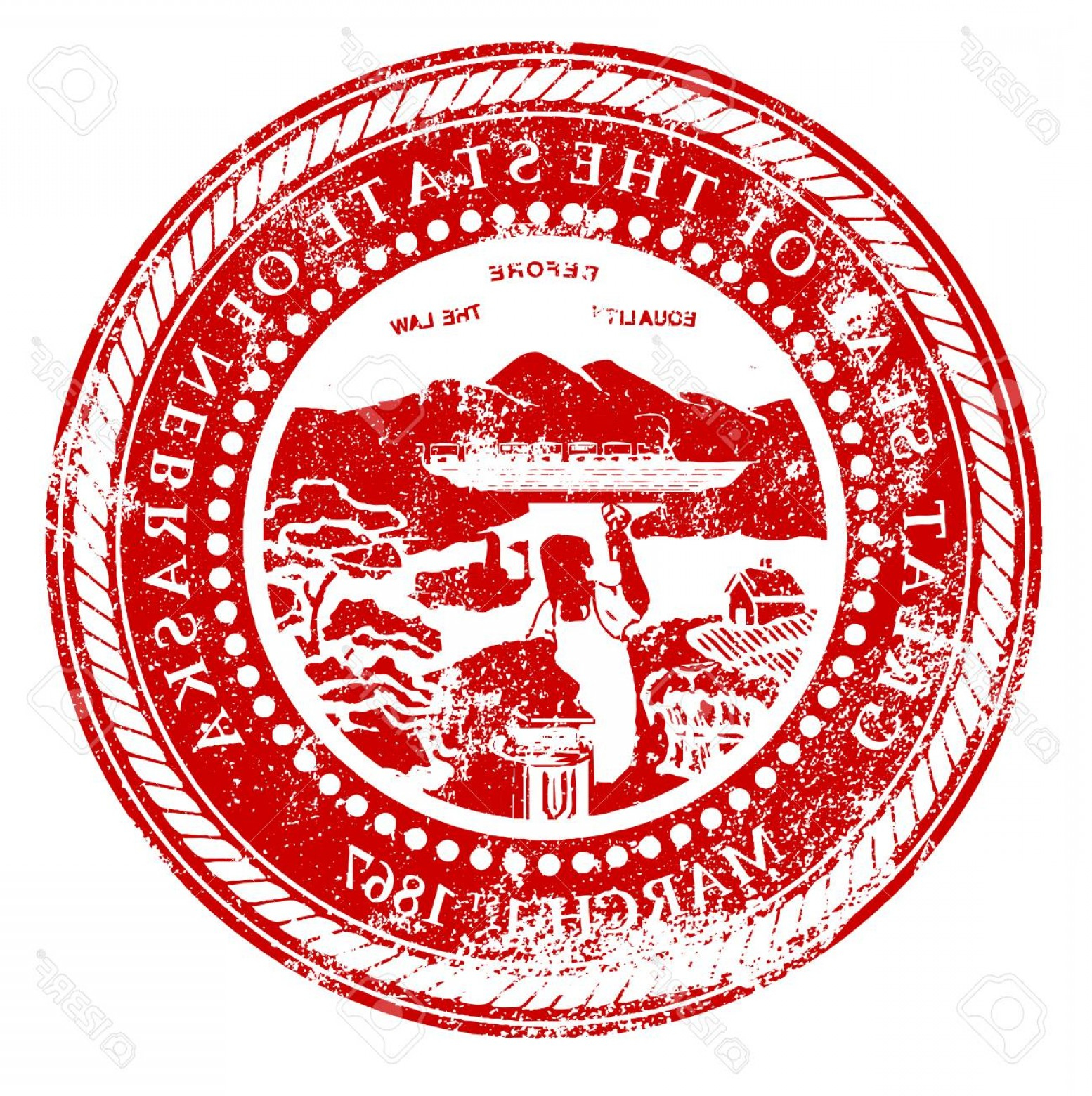 1554x1560 State Of Nebraska State Seal Vector Geekchicpro