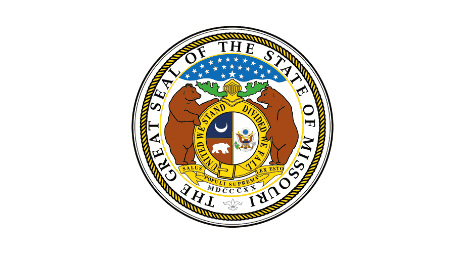 920x500 The Great Seal Of The State Of Missouri Logo Download