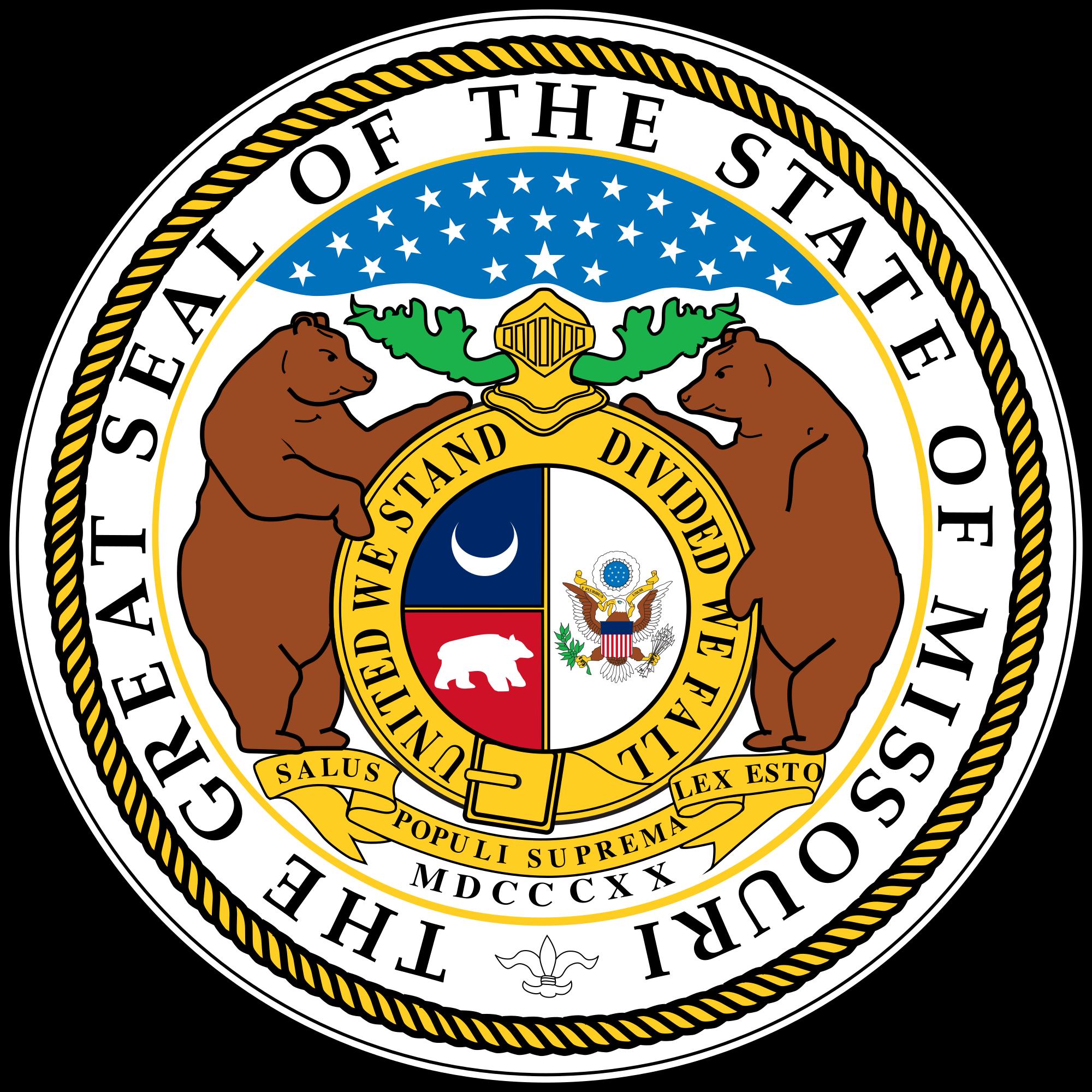 2000x2000 Fileseal Of Missouri.svg