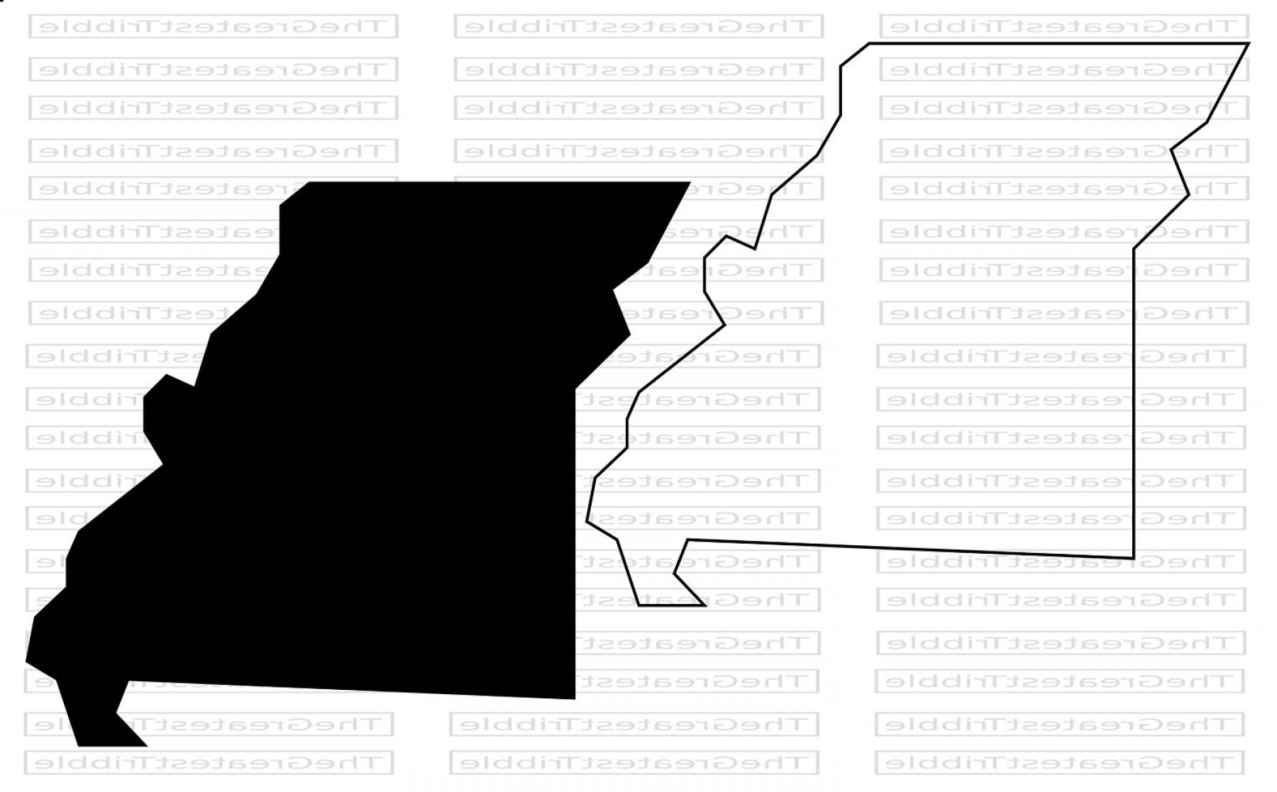 1800x1117 Missouri State Map Svg Png Jpg Vector Rongholland