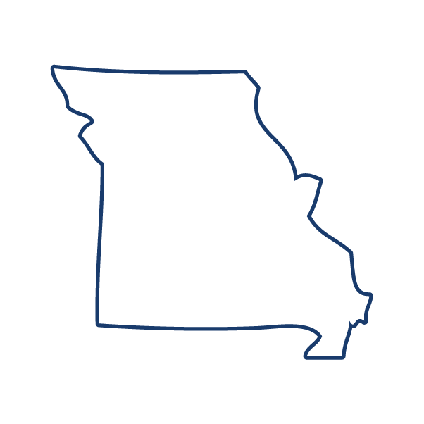 602x602 19 Missouri Vector Outline Huge Freebie! Download For Powerpoint