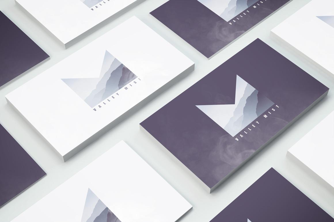 1160x772 Valley Mist Vector Font And Color Font Polar Vectors