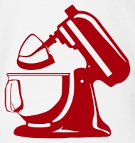 190x202 Stand Mixer Vector By Sultano Spreadshirt