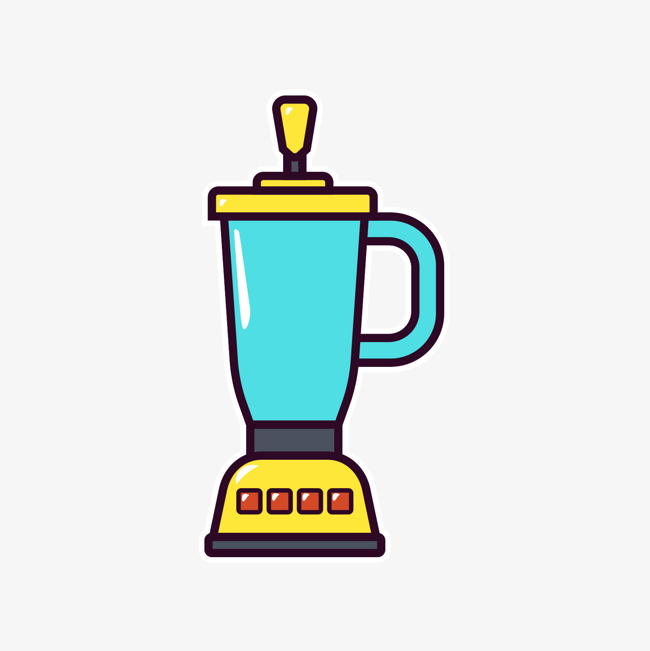 650x651 Yellow And Blue Mixer, Blue Vector, Yellow, Blue Png And Vector