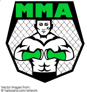335x355 Download Mma Fighter Ready In Octagon